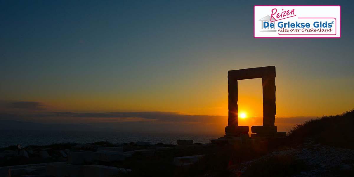 Eilandhoppen Mykonos Paros Naxos
