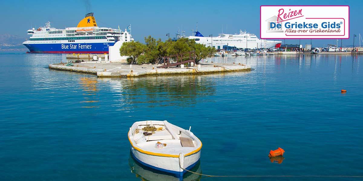 Eilandhoppen Paros Naxos Santorini