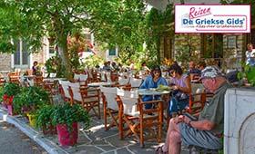 Eilandhoppen Paros, Naxos & Santorini