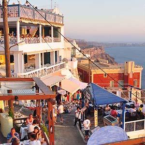 Eilandhoppen 3* Paros, Naxos & Santorini
