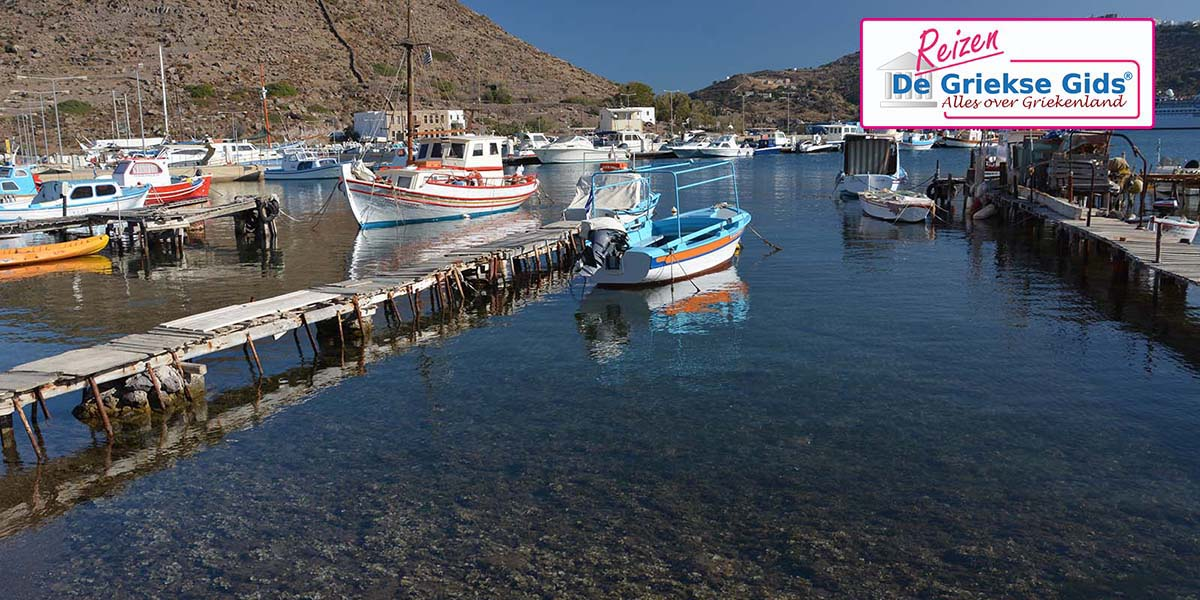 Eilandhoppen Patmos Leros