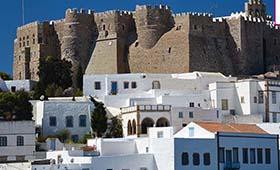 Eilandhoppen Patmos & Leros