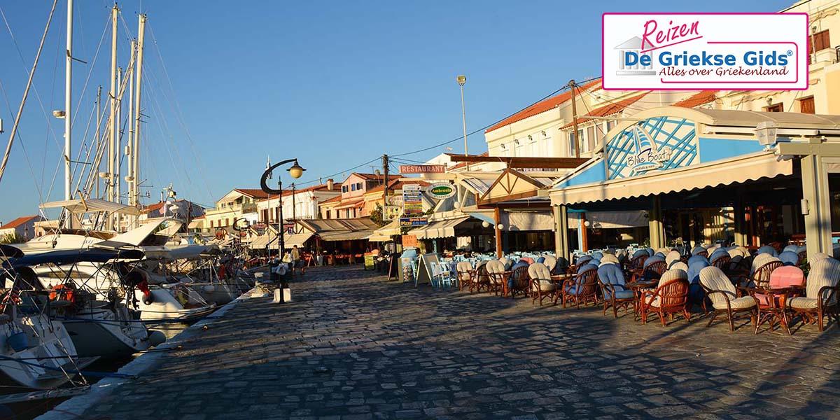 Eilandhoppen Samos Chios