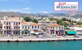 Eilandhoppen Samos & Chios
