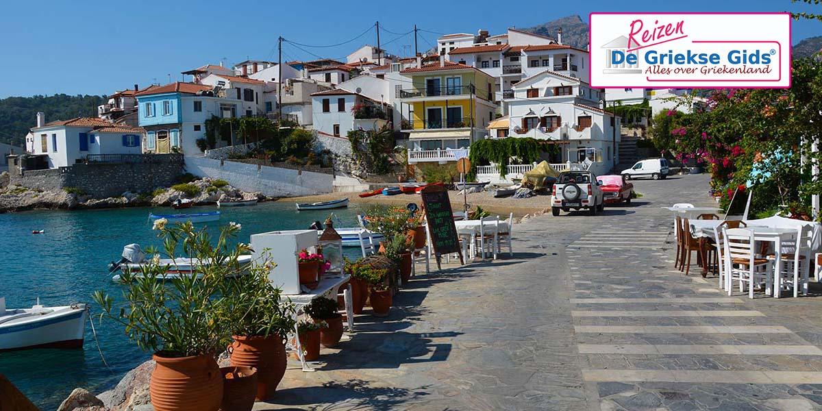 Eilandhoppen Samos-Ikaria