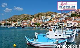 Eilandhoppen Samos, Kalymnos & Kos