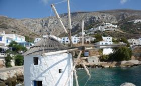 Eilandhoppen Santorini - Amorgos