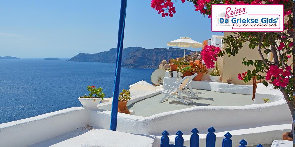 Eilandhoppen Santorini Folegandros