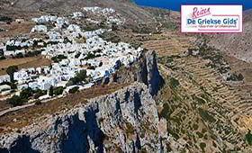 Eilandhoppen Santorini & Folegandros