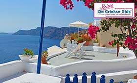Eilandhoppen Mykonos & Santorini