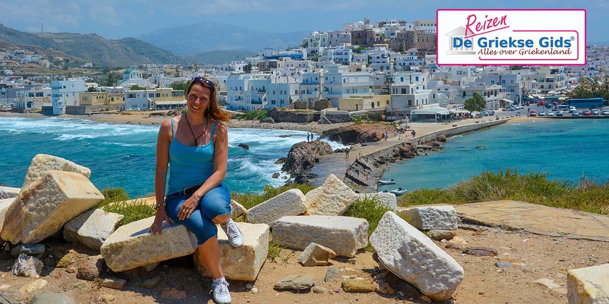 Eilandhoppen Santorini Naxos