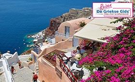 Eilandhoppen Santorini & Naxos