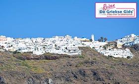 Eilandhoppen Santorini & Paros