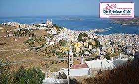 Eilandhoppen Sifnos, Syros & Athene