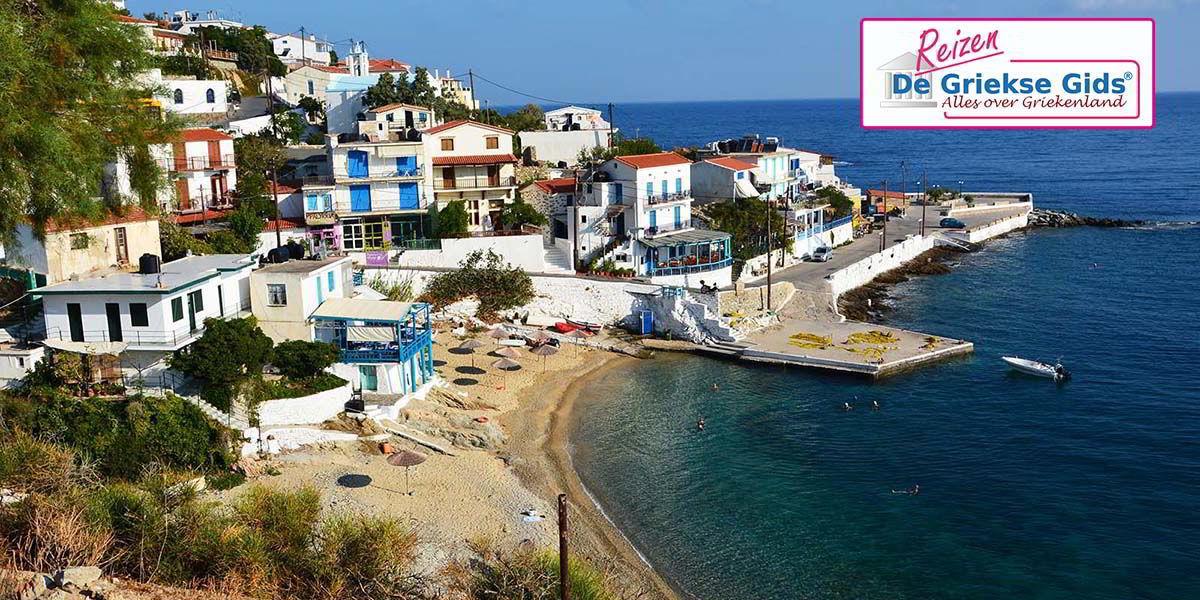 Eilandhoppen Syros Mykonos Ikaria