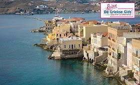 Eilandhoppen Syros, Mykonos & Ikaria