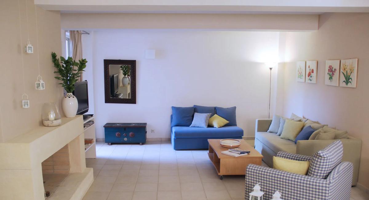 Eliathos apartments