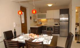 Eliathos apartments (incl. auto)