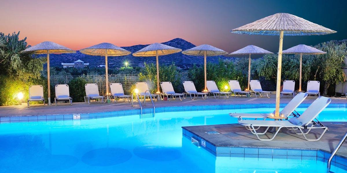 Elounda Krini Hotel Lasithi Kreta