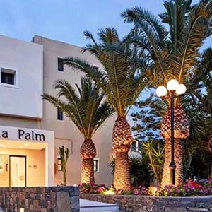 Elounda Palm Hotel Crete