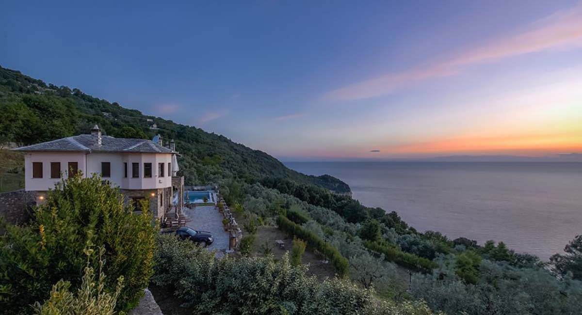 Elysian Boutique House Pelion