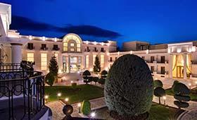 Epirus Palace (incl. auto)