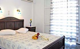 Erato Apartments Andros