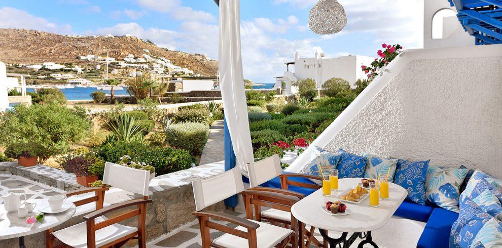 Erato Hotel Mykonos
