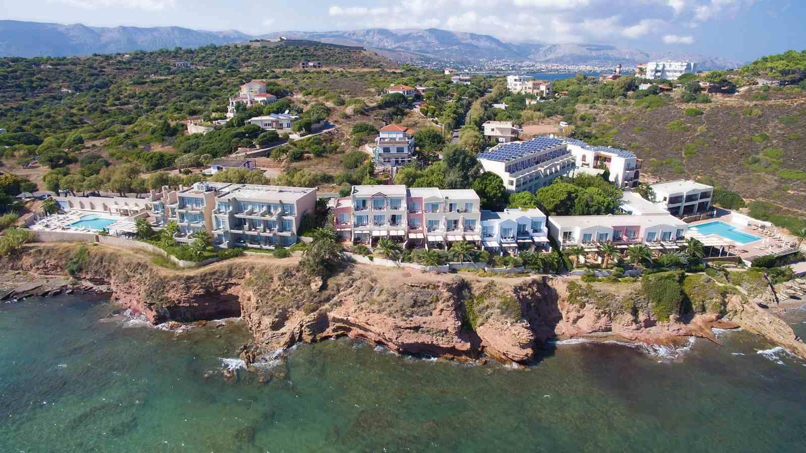 Erytha Hotel Resort Chios