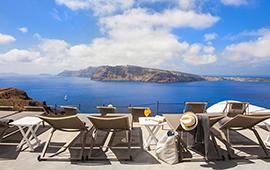 Esperas Oia Santorini