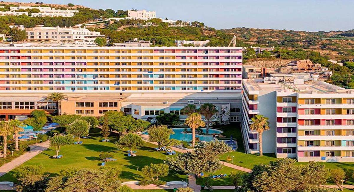 Esperides Beach Resort Hotel
