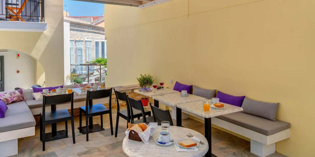 Ethrion Hotel Syros