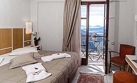 Fedriades Hotel (incl. auto)