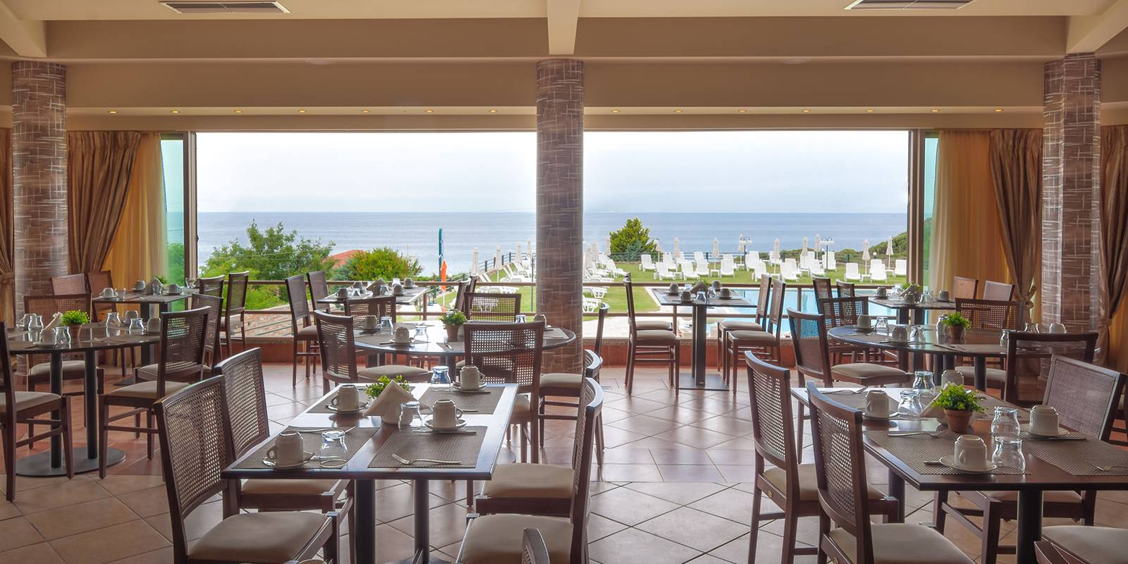 Filosxenia Ismaros Hotel Komotini
