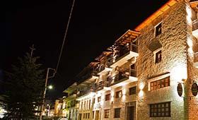 Filoxenia Hotel (incl. auto)