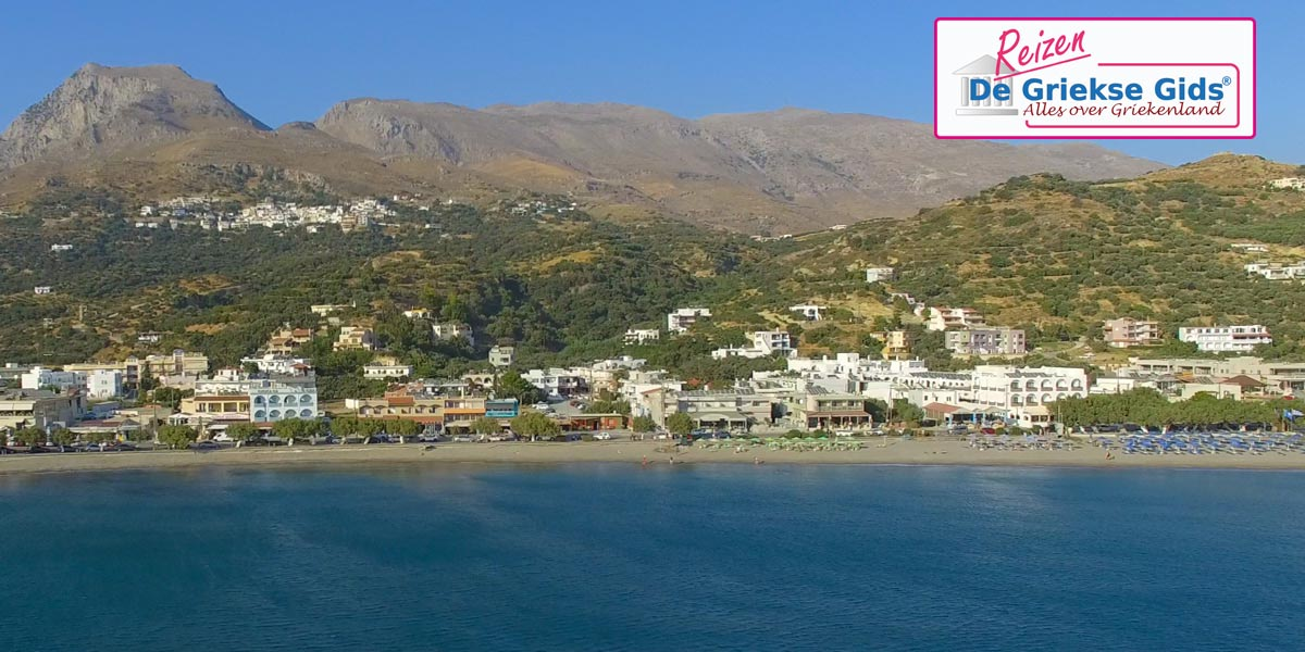 Fly & Drive Agia Galini - Plakias Kreta