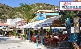 Fly & Drive Agia Galini - Matala Kreta