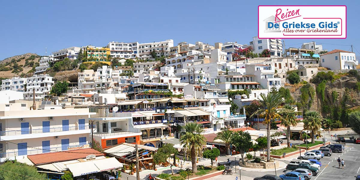Fly & Drive Agia Galini - Rethymnon