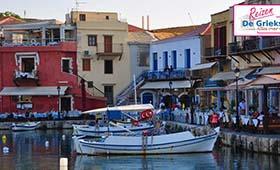 Fly & Drive Agia Galini - Rethymnon Kreta