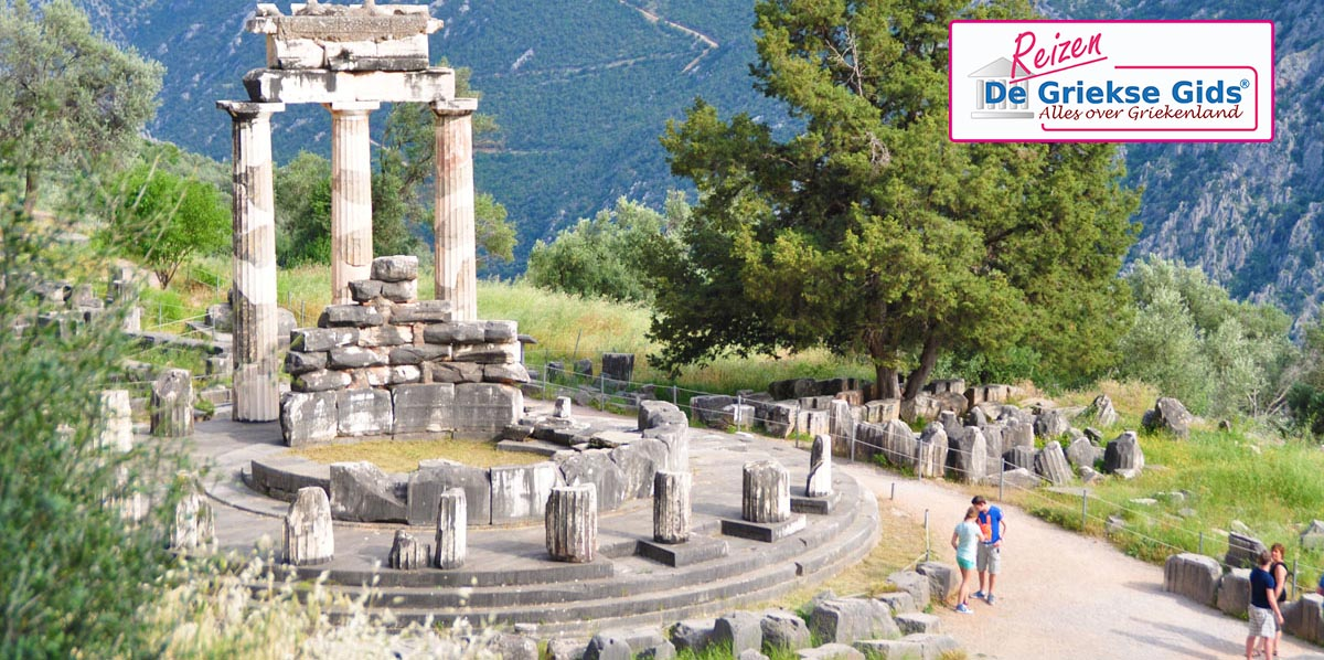 Fly & Drive Athene Delphi Olympia