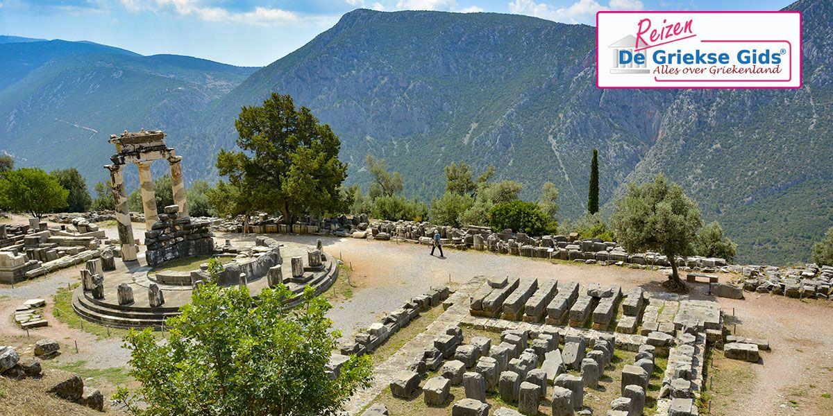 Fly Drive Athene Delphi Pilion Evia