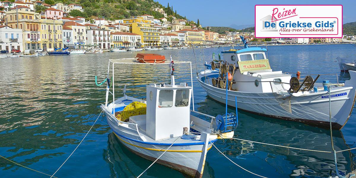 Fly & Drive Zuid-Peloponnesos