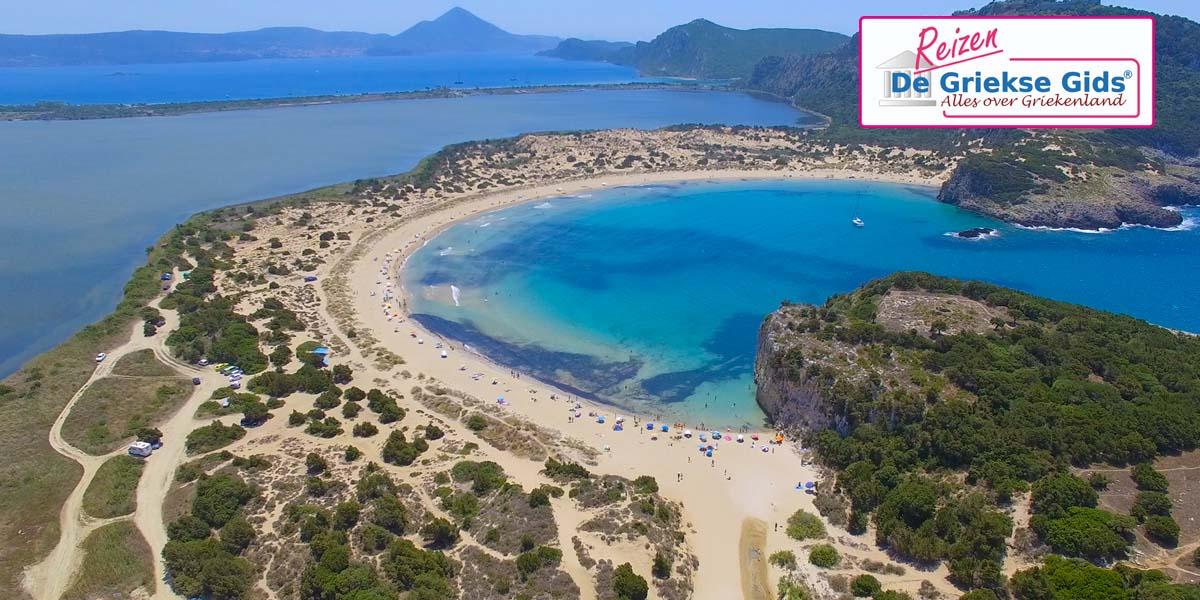 Fly & Drive Zuid-Peloponnesos Elafonisos