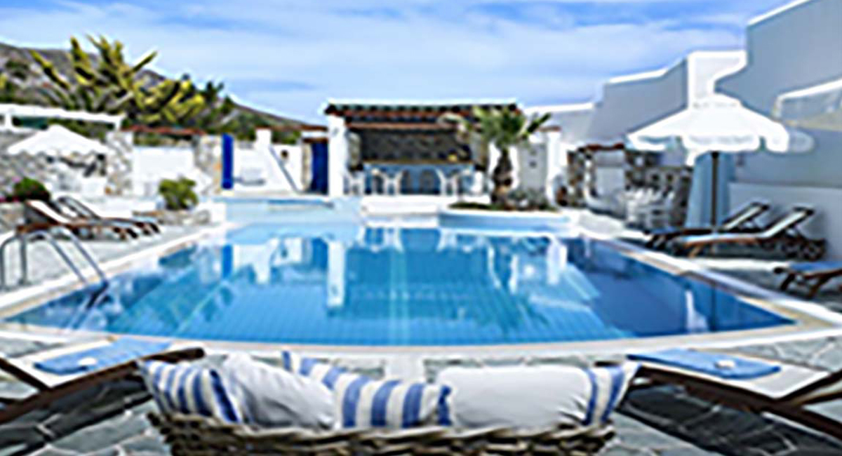 Folegandros Apartments