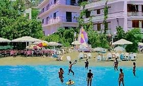 Frini Hotel (incl. auto)