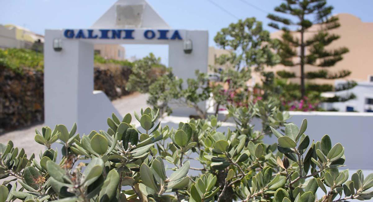 Galini Oia Hotel Santorini