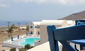Galini Oia Hotel
