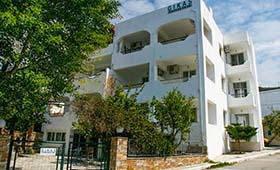 Gikas Apartments (incl. auto)