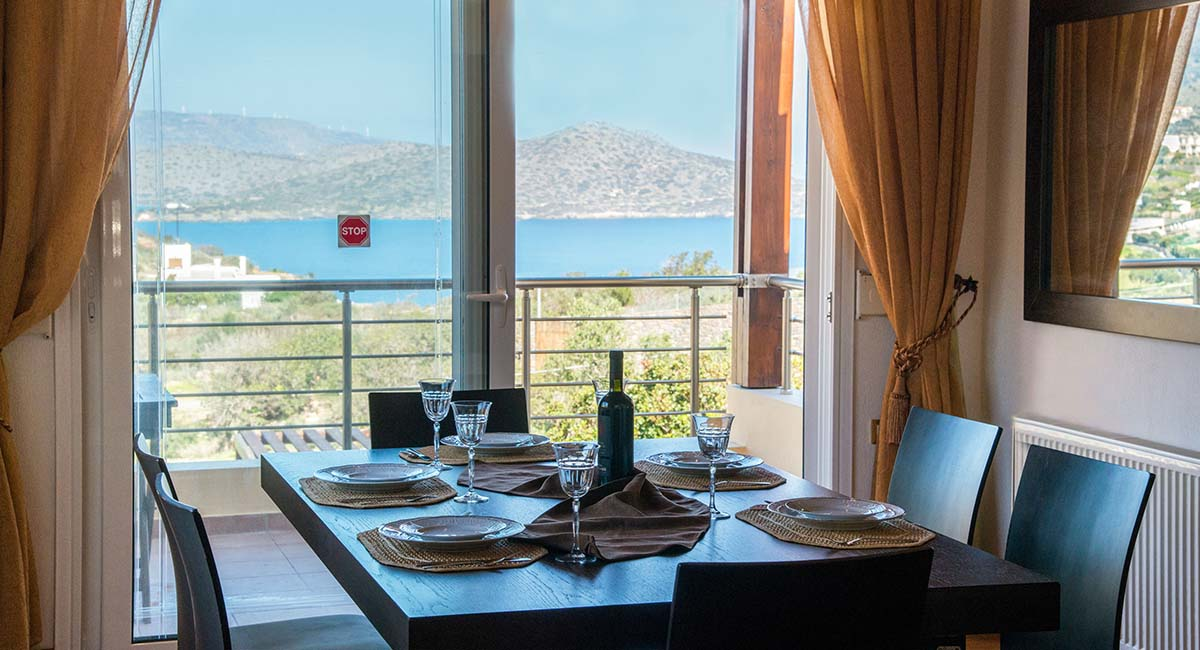 Glan Y Mor Villa Agios Nikolaos Kreta