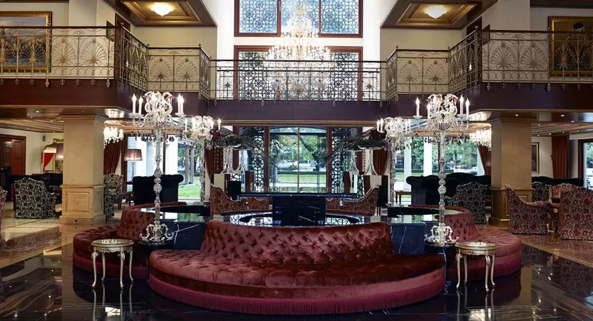 Grand Serai Congress Spa Hotel
